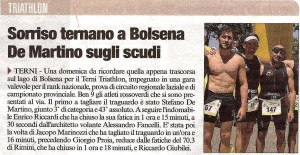 corriere dell'umbria 11 giu 2014