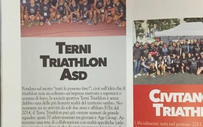 Triathlete maggio 2015